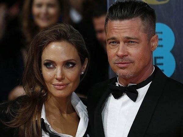Анджелина Джоли иБрэд Питт устроили романтическое свидание