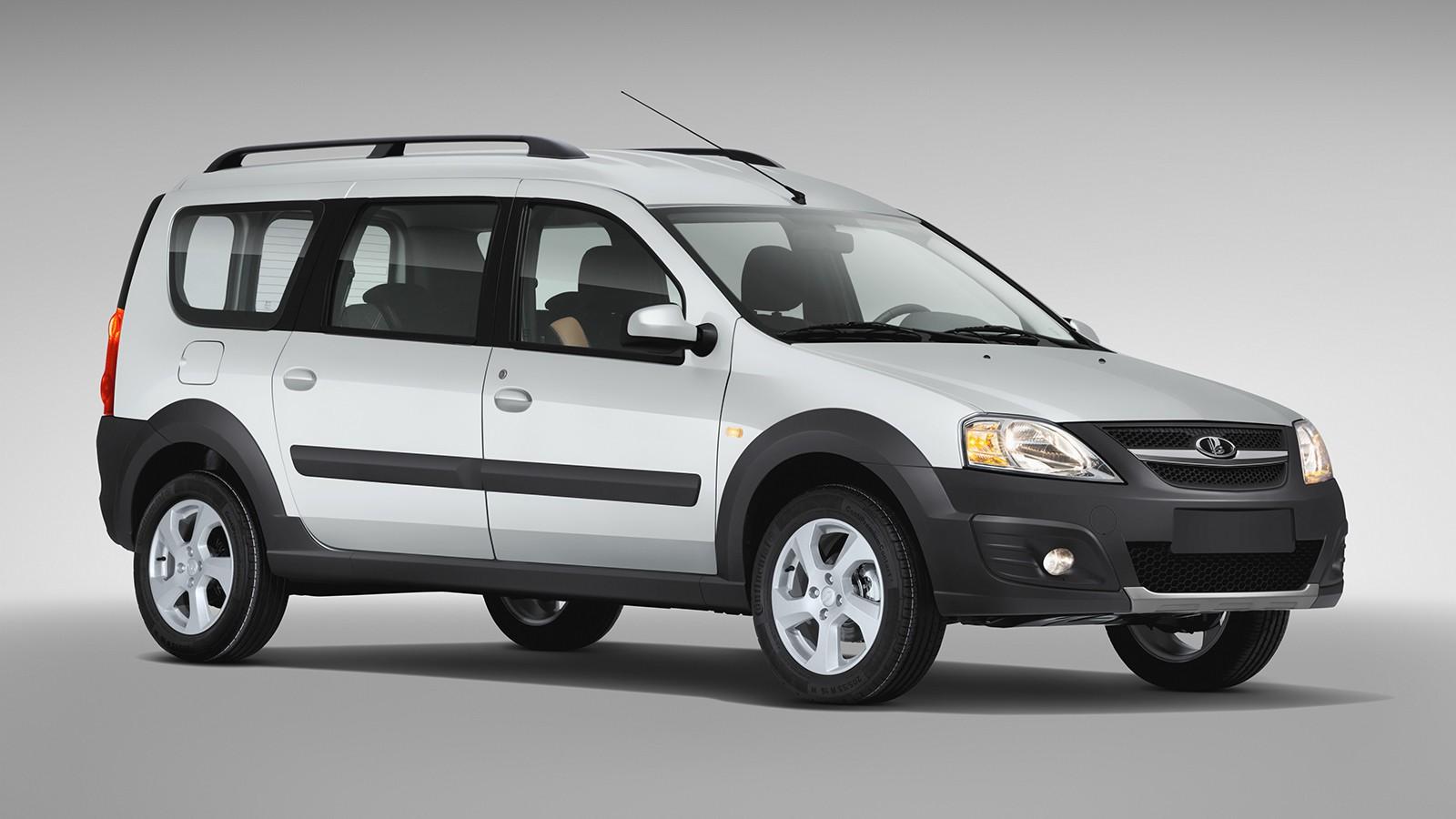 Создатели Lada Largus не планируют обновлять дизайн авто