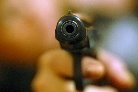 Мужчину расстреляли вподмосковной Балашихе около кафе