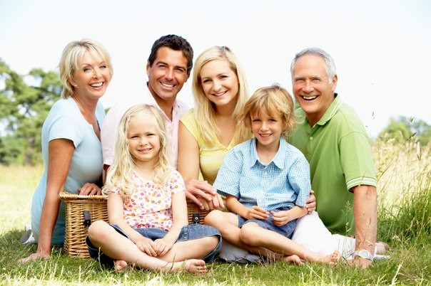 Ученые рассказали, что соединяет воединыжды жизнерадостные семьи
