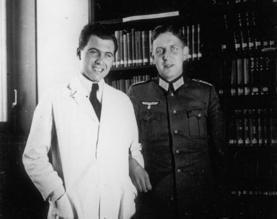 ВМюнхене обнаружили коллекцию мозгов жертв нацистов