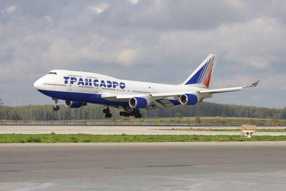 «Сбербанк-лизинг» потратил $19 млн навосстановление самолетов «Трансаэро»