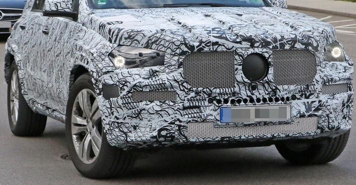 В 2018 линейка Mercedes GLE пополнится вариантом купе