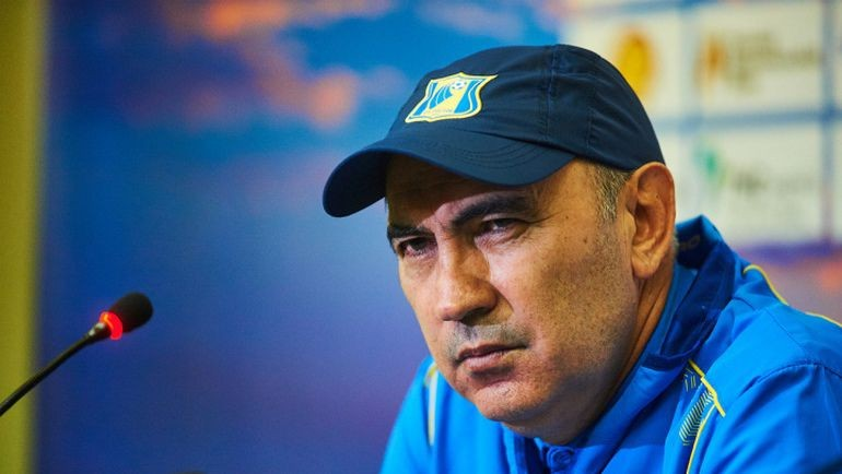Бердыев заявлен вЛигу чемпионов как помощник тренераФК «Ростов»