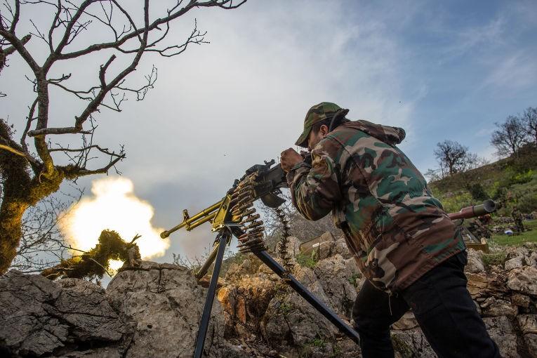 Военные Турции в итоге специализированной операции убили 27 уполномоченных «Рабочей партии Курдистана»