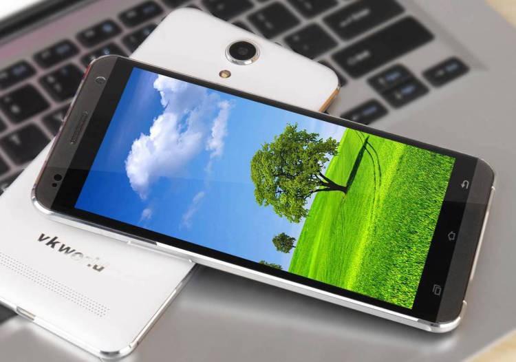 Бренд VKworld презентовал самый шумный смартфон