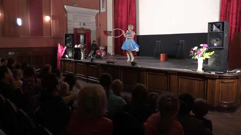 ВПетергофе навыступление цирка сживотными в кинозале граждане вызвали полицию