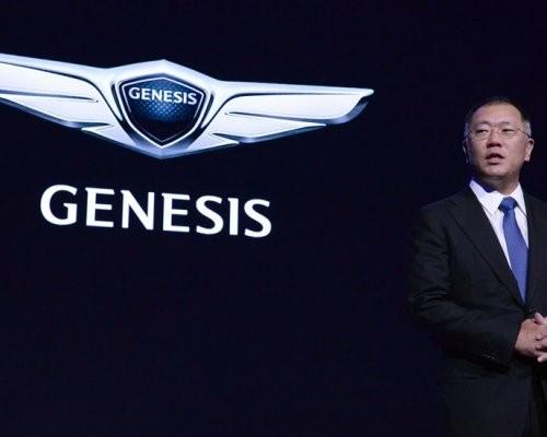 Премьера седана Genesis G90 в РФ состоится 22сентября