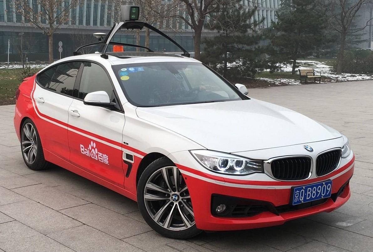 Китайский пообразу иподобию Google получил разрешение натесты беспилотников вСША
