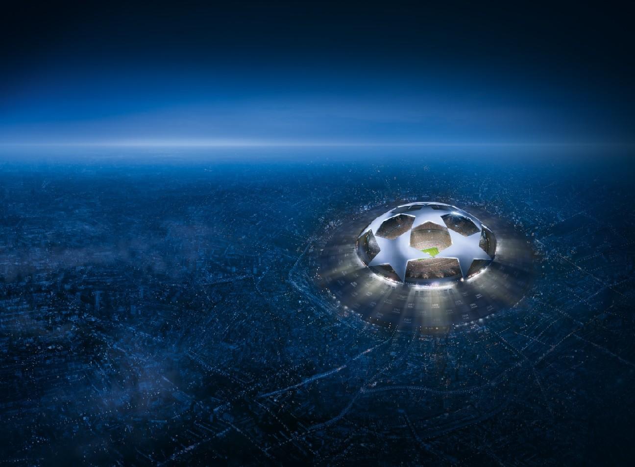 Изменение формата Лиги Чемпионов увеличит прибыль УЕФА до3,2млрдевро