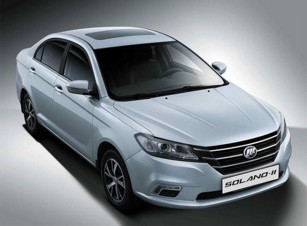 Лифан рассекретил дату дебюта на русском рынке автомобилей нового седана Solano