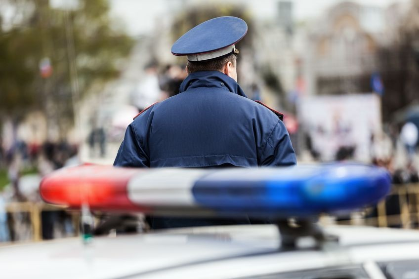 ВИнгушетии избили сотрудника ДПС завыписанный штраф