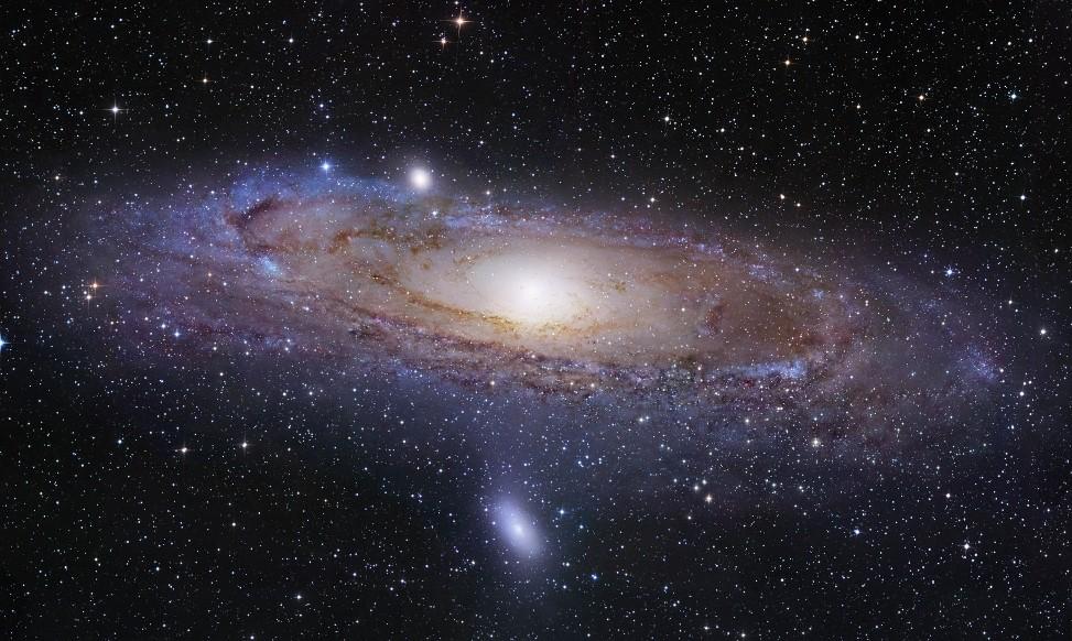 Ученые неподтвердили знак черной материи изцентра галактики