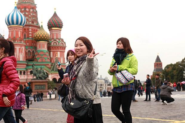 В столице России создали онлайн-навигатор для англоязычных туристов
