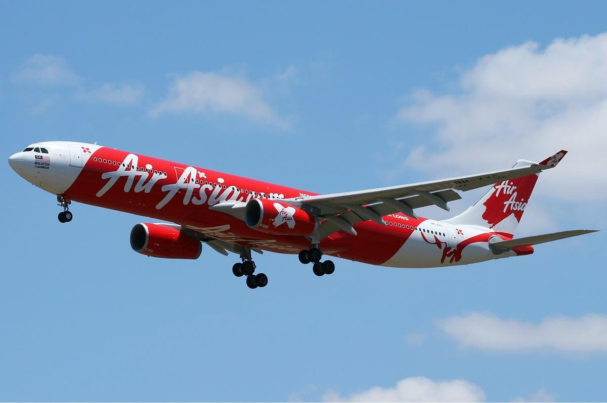 Пилот AirAsia поошибке посадил самолет вАвстралии вместо Малайзии