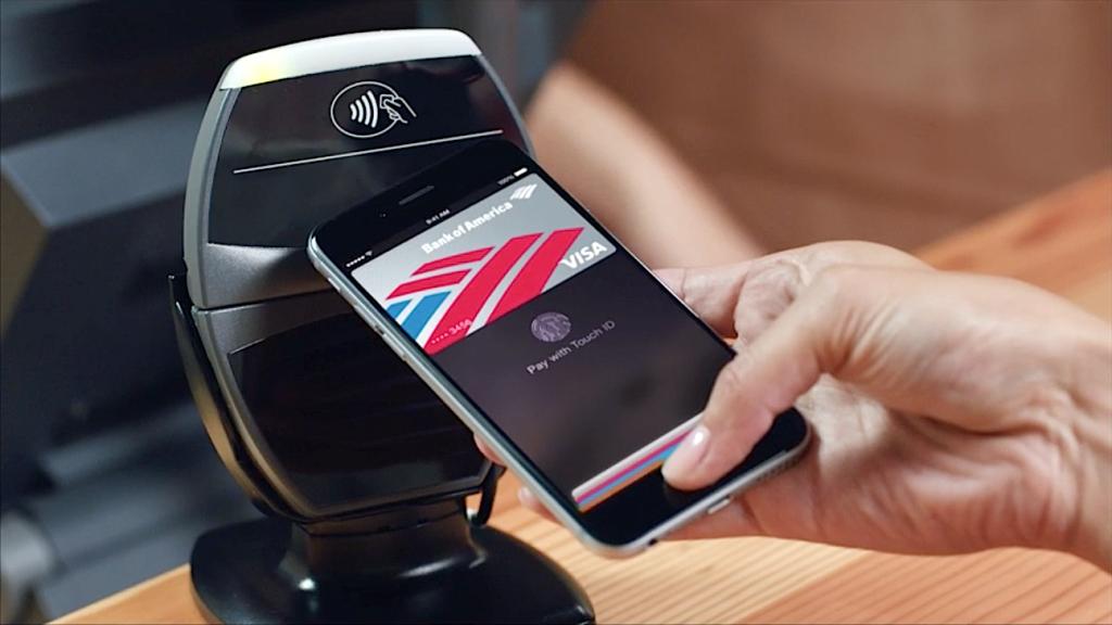 Данной осенью Apple Pay придет в РФ