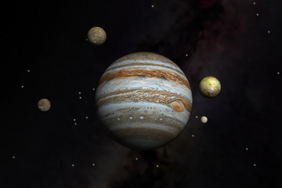 Вгалактике EPIC 212803289 найдена планета-двойник гиганта Юпитера