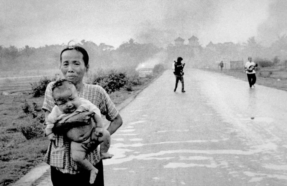 Фейсбук восстановил удалённый доэтого известный снимок времён Вьетнамской войны