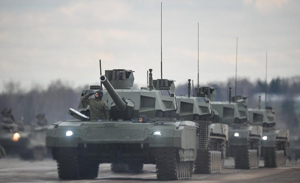 Топ-5 русского вооружения будущего помнению иностранных знатоков