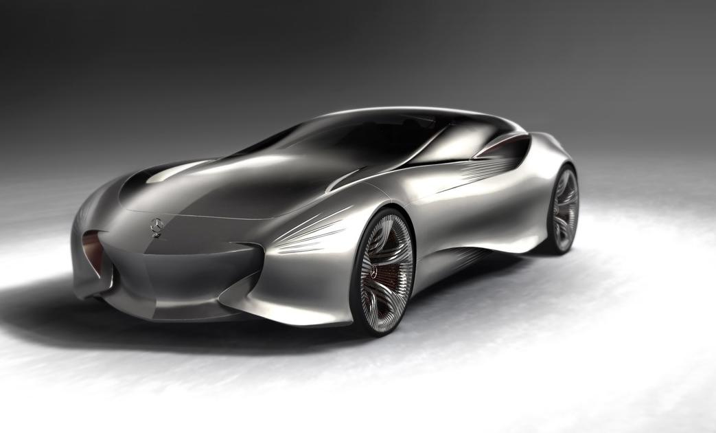 Mercedes создаст автомобиль, способный лечить иездить помагазинам