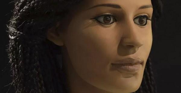 Древняя египтянка и англичане фильм