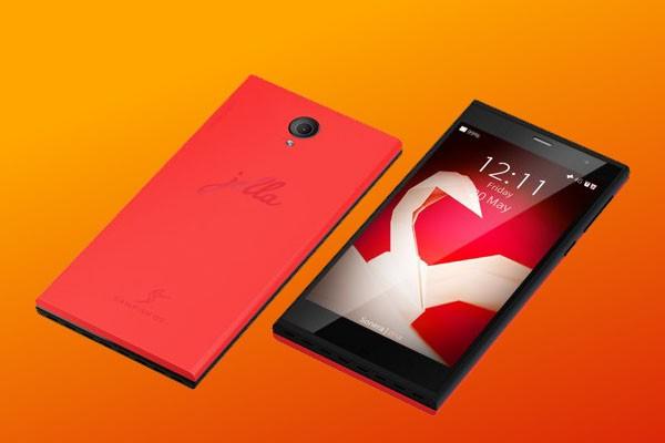 Представлен русский смартфон Jolla C, который будет конкурентом iOS и андроид