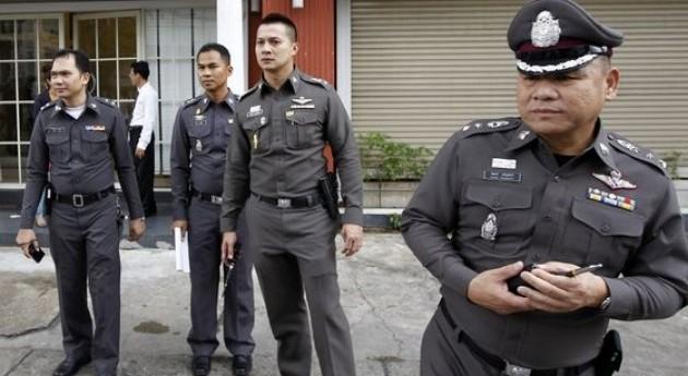 ВТаиланде задержали жителя России запопытку кражи бриллиантов