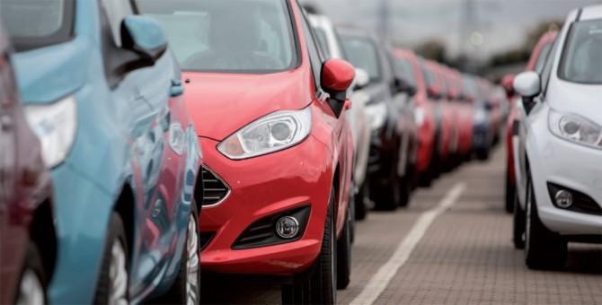 Автомобилный рынок России в августе попал в ТОП-3 Европы