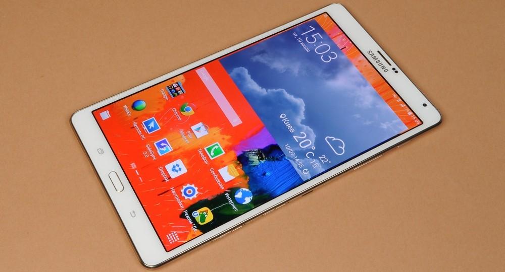 Самсунг вскором времени представит новый бюджетный планшет