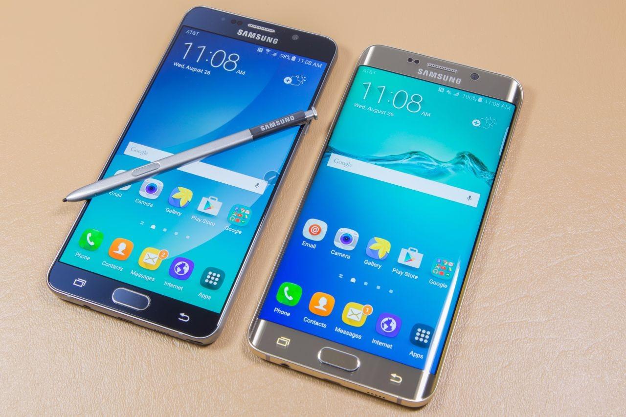 Релиз Samsung Galaxy Note 7 перенесен на неопределенный срок