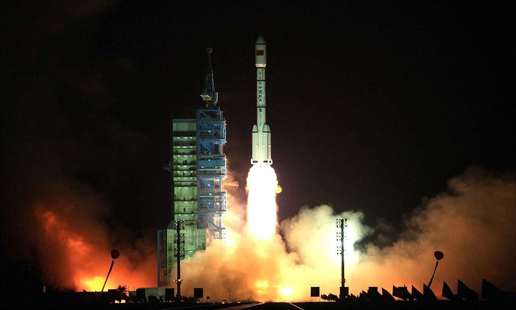Первая коммерческая база космической индустрии будет создана в«Поднебесной»