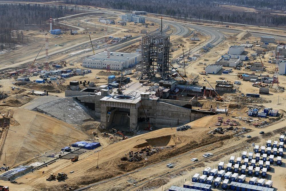 Выявлено новое хищение при строительстве Восточного