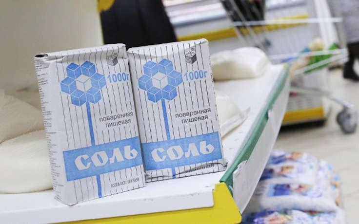 Запрет наимпорт соли неотразится напотребностях граждан России  — Минсельхоз