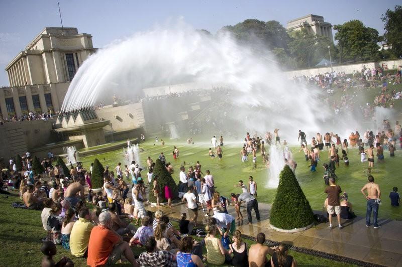 Самый жаркий день сентября запоследние 65 лет зафиксирован вСоединенном Королевстве