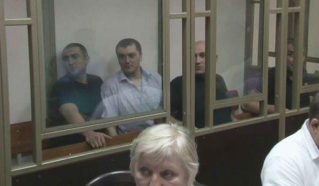 ВРостове военный суд оправдал одного изэкс-полицейских изДагестана