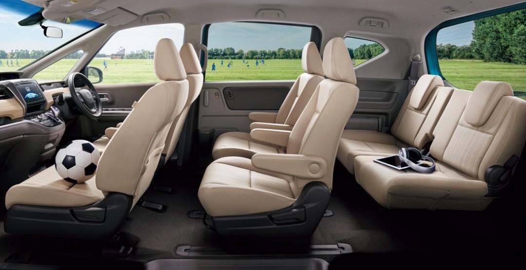 Хонда запускает в реализацию новый компактвэн