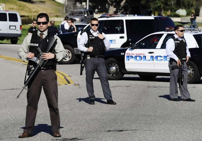 В итоге стрельбы впригороде Лос-Анджелеса погибли два человека