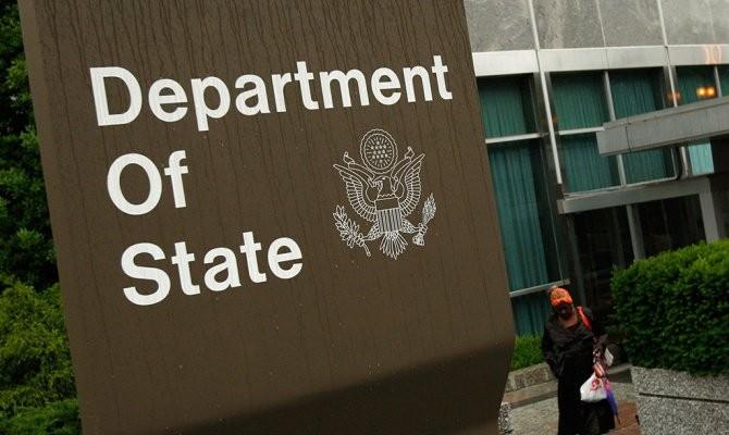 Власти США сообщили  оботказе признавать выборы вКрыму