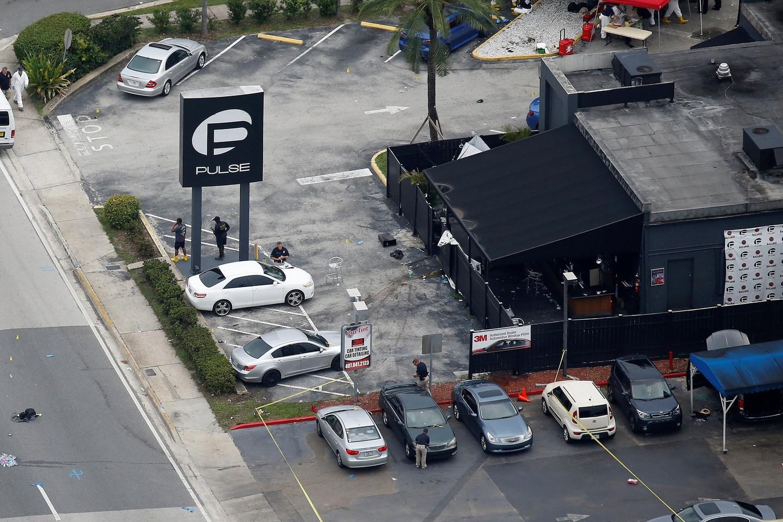 В итоге стрельбы вамериканском Орландо один человек умер ишестеро ранены