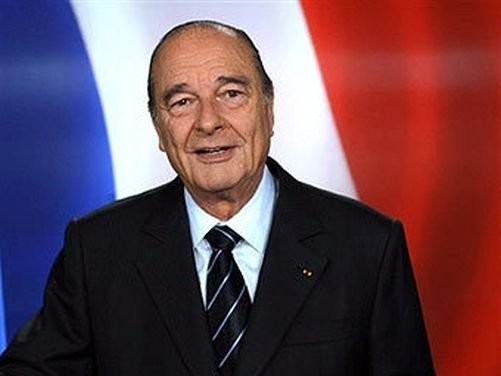 LeParisien: прошлый президент Франции Жак Ширак госпитализирован