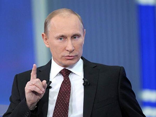 Путин ночью приедет в штаб Единой России