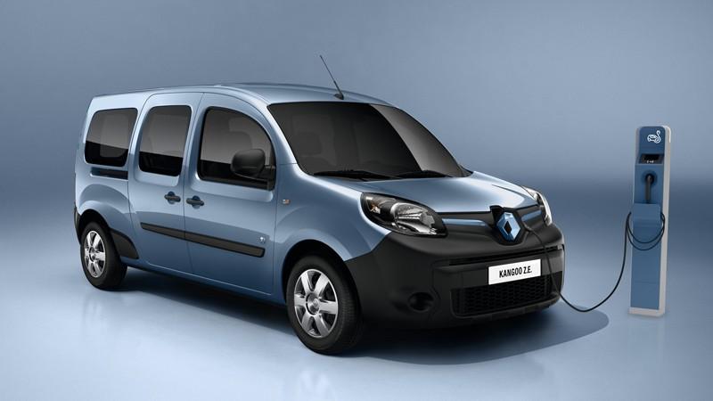 Компания Рэно начала поставки электромобилей на русский рынок