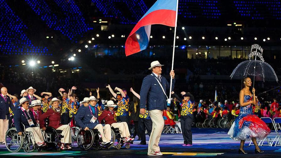 Путин: решение сместить русских паралимпийцев лицемерное итрусливое