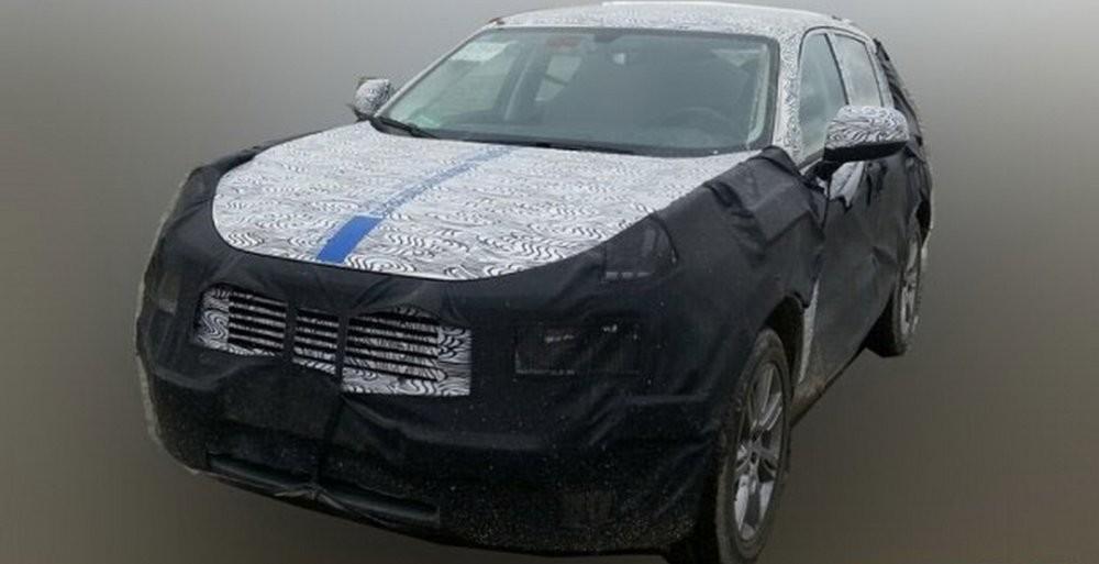 Автомобиль под совместным брендом Вольво иGeely будет представлен 19октября