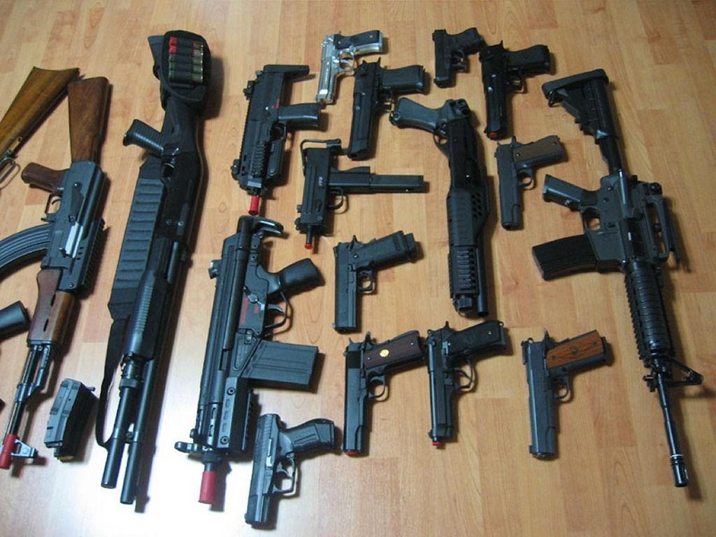 Исследование: Половина оружия вСША сосредоточена вруках 3% граждан