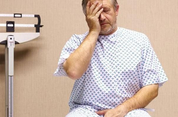 Вазэктомия неувеличивает риск опухолей простаты
