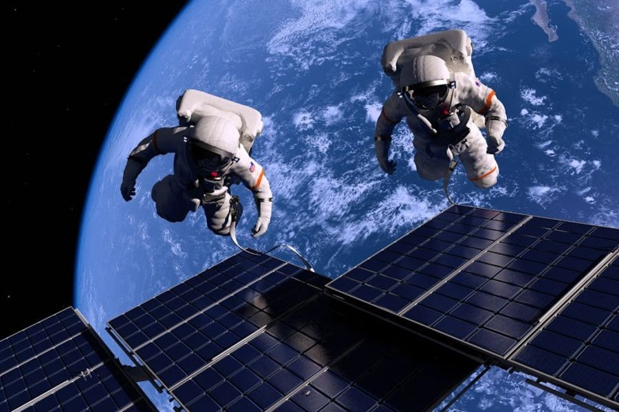 ВСША космонавтов будут погружать всон впроцессе долгих перелётов