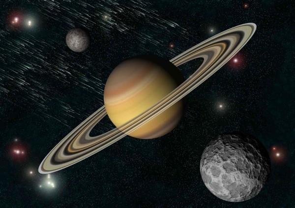 Ученые NASA обнаружили наТитане «невероятное» облако