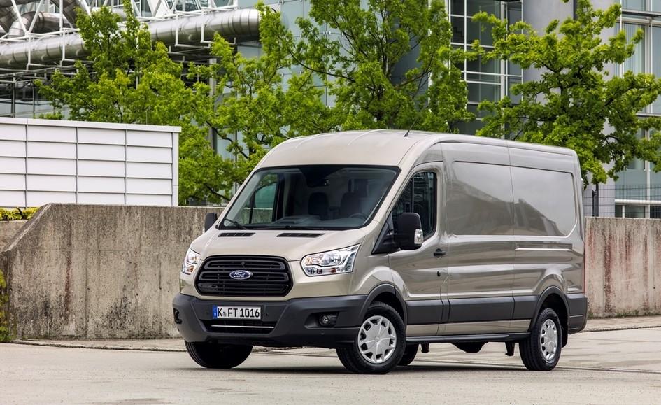 Форд Transit получил дизельный мотор семейства EcoBlue