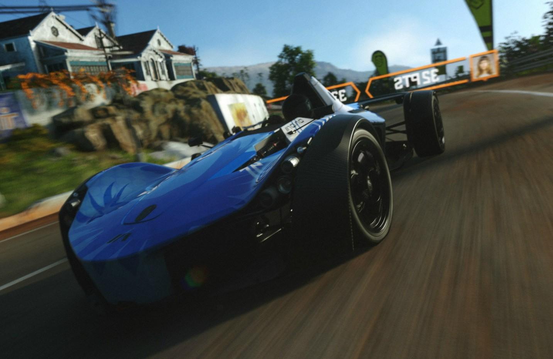 Сони объявила дату выхода VR-версии самой красивой гонки на PS